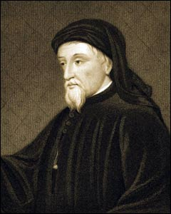 Chaucer - The Original Hillbilly?